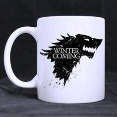 Modern Design Coffee Mug Game of Thrones  //Price: $ 33.97 & FREE Shipping //    #gameofthrones  #got #asongofice #sevenkingdoms #Lannister #stark #Dothraki  #EddardStark  #NedStark  #SansaStark  #AryaStark #bastard  #JonSnow #Tyrion #DaenerysTargaryen  #KhalDrogo #alashofkings #astormofswords #adancewithdragons  #thewindsofwinter