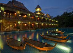 Spa de lujo en Tailandia, Santhiya Resort & Spa.