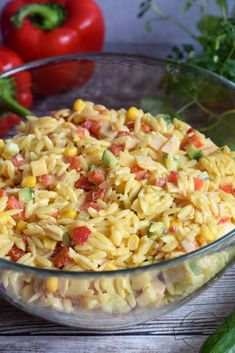 Appetizers For Party, Pasta Salad, Salad Recipes, Healthy Lifestyle, Recipies, Food Porn, Food And Drink, Menu, Cooking