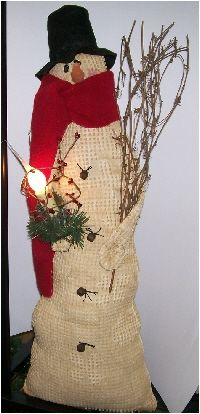 Image detail for -Free Snowman Crafts - Holiday Crafts