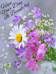 Hope your day is beautiful ♥