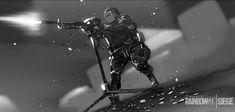 Tom Clancy's Rainbow Six Siege - Tachanka Concept