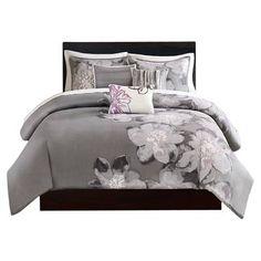 0dc14b72cf7 Broadwell 7 Piece Reversible Comforter Set