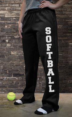 Softball Fleece Sweatpants Varsity Softball SB-02539