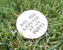 Golfing Ball Markers for Men Birthday Gift Golfer Personalized Ball Markers for Him Golf Ball Marker Husband Golf Wedding Favor Golf Course