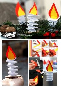 This is soooo cool! I know that it is a Christmas craft but still!