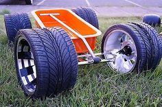 Radio Flyer Wagon Chassis Custom Stainless Steel Made Custom Radio Flyer Wagon, Radio Flyer Wagons, Bicycle Cart, Kids Bicycle, Car Symbols, Toy Wagon, Little Red Wagon, Drift Trike, Kustom Kulture
