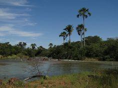 Rio Pandeiros- Minas Gerais- Brasil