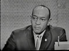 What's My Line? - Jesse Owens; Tony Randall [panel] (Aug 14, 1960)