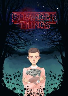 Eleven, Stranger Things fan art