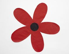 Lulou Margarine Red Daisy, Flower Show, Ceiling Fan, Contemporary Art, Nice Things, Flowers, Painting, Home Decor, Art