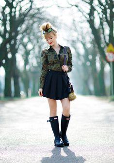 Jakże się cieszę, że niektóre trendy w modzie wracają po wielu latach i utrzymują się na topie przez długi czas. Moda zawsze zatacza koło i...