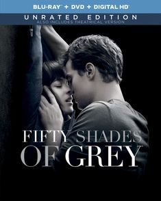Fifty Shades of Grey Unrated Edition with Alternate Ending on Digital HD Friday, May 1 & Blu-ray Friday, May 8