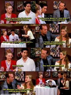 haha. Ross is so cool.