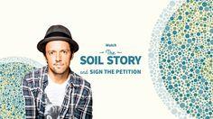 The Soil Story - La Historia De La Tierra w/ intro by Jason Mraz
