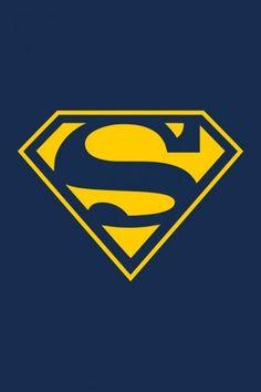 Superman Yellow T-Shirt Logo iPhone 6 Plus HD Wallpaper