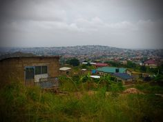 This is Gbawe, a western suburb of the capital of Accra. Transform Ghana teams have been serving in Gbawe since 2001.