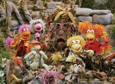Fraggle Rock!  YES!
