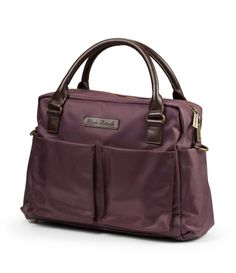 From Elodie Details, - Escape the Ordinary Fashionable Diaper Bags, Elodie Details, Changing Bag, Aw17, The Ordinary, Gym Bag, Plum, Handbags, People