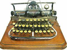 Love typewriters!