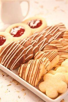 Bem facinhos: duas receitas de biscoitos pra fazer em casa   Água na Boca