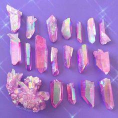 Estos diamantes son muy brillantes!!