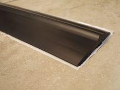 Heavy Duty Garage Door Weather Seal Threshold - Bottom Seal-12' - SELF ADHESIVE!