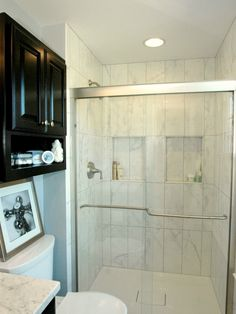 Spaces Small Master Bathrooms Design, Pictures, Remodel, Decor and Ideas - page 2