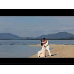 Can't get any better than a wedding in beautiful Palawan. Dos Palmas, Carmina and Vans, you have made the A. Vow Renewal Beach, Palawan, Vows, Weddings, Vacation, Bride, Celebrities, Creative, Beautiful