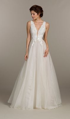 Tara Keeley Style 2500 at Schaffer's Bridal!