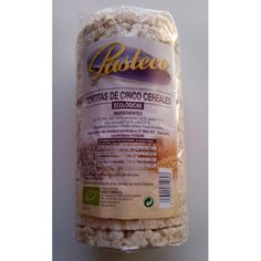 "Tortitas de 5 Cereales Ecológicas Certificadas ""PASTECO"""