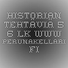 Historian tehtäviä 5.-6. lk - www.perunakellari.fi World History, Historian, Religion, Teaching, School, Schools, Religious Education, History Of The World, Teaching Manners