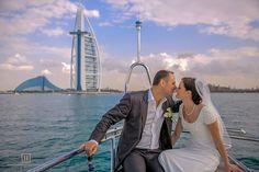 Dubai wedding on board a yatch in luxury style  #harrycruzphotographt #dubaiweddingphotographer