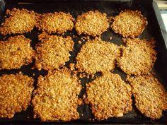 Zabpelyhes-sajtos ropogós | Csiki Piroska receptje - Cookpad receptek