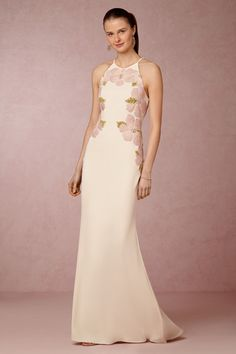 BHLD My New Fave Love The Simplicity Of Gown But Details