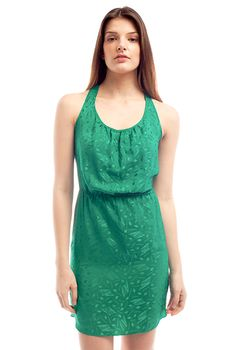 cute green dress for St. Patrick's Day!