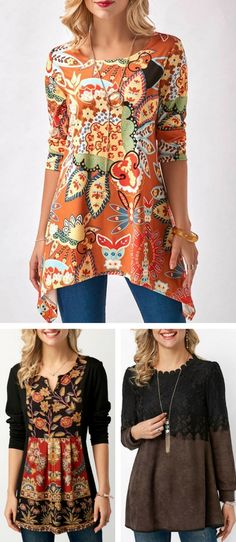 Cute tops for women at Rosewe.com. Check them out.