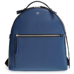 a5ac01bfe3 Fendi Croc Tail Leather Backpack ( 2