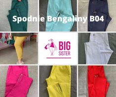 Bengaliny B04 slim fit - Big Sister