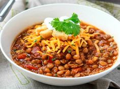 #Receta Chili de lentejas, un plato sencillo y completo que amaras http://sconfir.com/1N0NA54