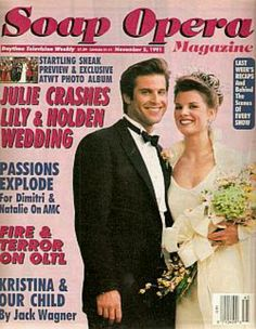 ATWT Holden and Lily wed #1