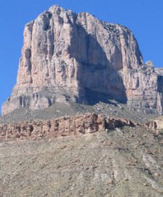 Been on top of El Capitan. Once you reach Guadalupe peak (tallest in Texas), You can reach this and look over the cliffs fairly easy.