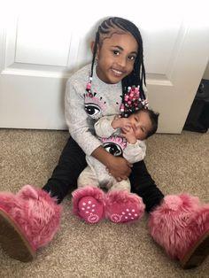 My Daughter LittleGirl Love-Wages Black Baby Girls, Cute Black Babies, Beautiful Black Babies, Cute Little Girls, Cute Baby Girl, Little Girl Braids, Braids For Kids, Little Girl Outfits, Kids Outfits