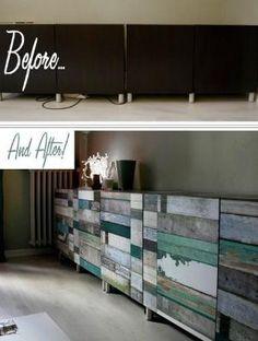 diy furniture makeovers | #furniture #makeover by sonja