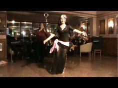 See-through beledi dress. Gotta do this!    Dancer: Marta Korzun