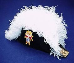 A knights of Columbus Fourth Degree   Chapeux