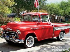1957 chevy cameo Maintenance/restoration of old/vintage vehicles: the material for new cogs/casters/gears/pads could be cast polyamide which I (Cast polyamide) can produce. My contact: tatjana.alic@windowslive.com