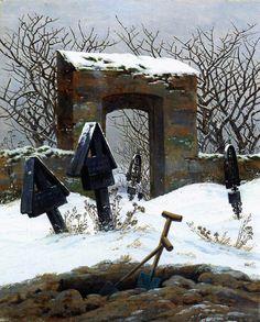 Caspar David Friedrich  ArtExperienceNYC  www.artexperiencenyc.com