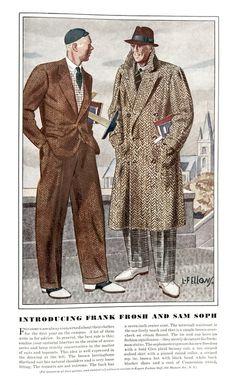 Esquire 1930s