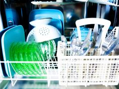 """Stick to the Sink : The dishwasher is one of those """"best things since sliced bread"""" inventions, saving you countless hours otherwise spent stooped over the sink. But, of course, we've yet to create a device that's a kitchen-cleanup panacea —there are some things the dishwasher just shouldn't tackle.  Photo: knape/iStock"""